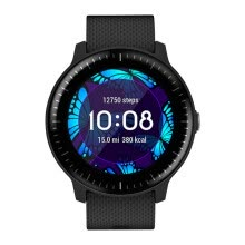 -Garmin vivoactive3 Cool Black Dili Hotba with running cycling swimming call reminder sleep monitoring waterproof GPS sports payment smart watch on JD