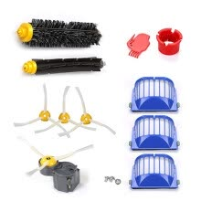 household-cleaning-tools-chemicals-Replacement Brush Motor Kit Vacuum Parts For IRobot Roomba 600 620 630 650 660 on JD