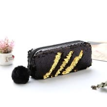-Casual Clutch Money Cards High Holder Women Makeup Bag Sequined Cosmetic Bag Pouch Storage Zipper Purse on JD