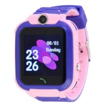 -Q12 Kids Smart Phone Watch IP67 Waterproof Dial Call Voice Chat Smartwatch on JD