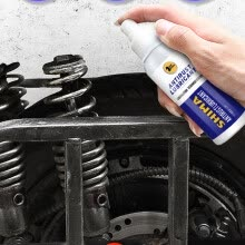 -〖Follure〗Metal Surface Chrome Paint Car Maintenance Iron Powder Clean Anti-rust lubricant on JD