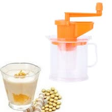 -Portable Manual Crank Soybean Milk Juicer Squeezer Crushing Machine Kitchen Tool on JD