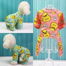 -Dog Pajamas Cotton Dog Clothes Chihuahua Yorkie Puppy Clothing for Dog Jumpsuit on JD