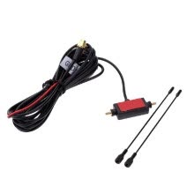 -In Car Radio Digital TV Antenna with Amplifier DVB-T ISDB-T Signal Antenna on JD