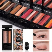 -New 6 Color Ubub Best Double Color Eye Shadow Perfect Dual Color Eyeshadow on JD