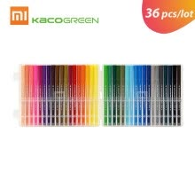 -Xiaomi KACO 36 Colors Watercolor Pens Double Tip Watercolor Pens Painting Graffiti Art Markers Drawing Writing Pen Non-toxic Safe on JD