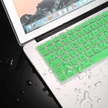 -Silicone Anti-dust Ultra-thin Laptop Keyboard Protective Film Cover Sticker Skin US Layout for MacBook Air 13.3' on JD