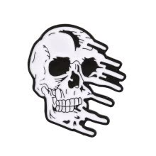 -Party Enamel Pins Skull Design Brooches Bag Lapel Pin Clothes Badge Gothics Movie Jewelry Halloween Gift on JD