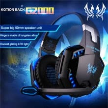-New Surround Stereo HiFi Pro Gaming Headset with HD Mic For PS4 XBOX PC Games Computers Game Virtual Sound Gamer on JD