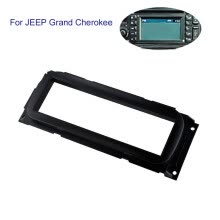 -Applicable For Jeep Grand Cherokee Radio Stereo Car DVD GPS Panel New Black 1DIN on JD