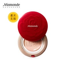 -Dream makeup (Mamonde) Rose soft and flawless air cushion cream 13 (light beige) 14g on JD