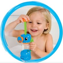 -Siaonvr Child Baby Kids Bath Shower Swimming Pool Water Toys Duck Design Water Pump Toy on JD