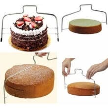 nose-ear-trimmers-Wire Slicer Cake Cutter Bread Cutting Leveller Decorating Divider Slicer Tool on JD