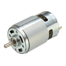 -775 DC 12V-36V 3500-9000RPM Motor Ball Bearing Large Torque High Power Low Noise DC Motor Accessories Electrical Supply on JD