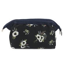 9cb98e430b0d9 Makeup Bag/Travel Cosmetic Bags/Brush Pouch Toiletry Kit Fashion Women  Jewelry Organizer with Zipper Electronics Accessories Hard