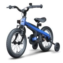 -Ninebot Children's Bicycle Kids Bike Men Sports Kids Baby Boys Bicycle 14 Inch Blue on JD