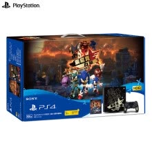 875062512-Sony (PS4) host line set PlayStation 4 'Sonic Power' limited edition set (black) on JD