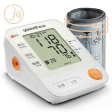blood-pressure-monitors-YUWELL Electronic Sphygmomanometer  Intelligent Blood Pressure Monitor on JD