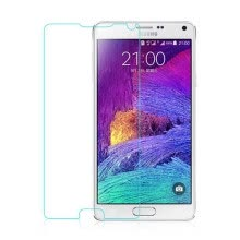 -Durable Tempered Glass Screen Skin Cover Protector for Samsung Galaxy Note 4 on JD