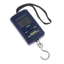 8750201-mymei 10g-40Kg Digital Hanging Luggage Fishing Weight Scale retail 82058 on JD