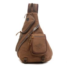 -2015 Fashion Men Bags Canvas Chest Diagonal Package Messenger Shoulder Bag Waterproof Sport Casual Running Outdoor Back Pack  on JD
