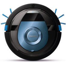 Robot-Vacuum-Cleaner-Philips (PHILIPS) sweeping robot FC8774 / 82 intelligent automatic thin household cleaners on JD