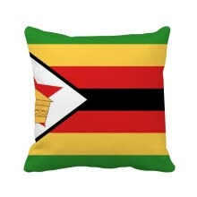 -Zimbabwe National Flag Africa Country Square Throw Pillow Insert Cushion Cover Home Sofa Decor Gift on JD