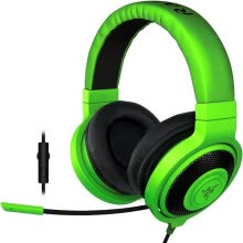 -Razer Kraken 7.1 Chroma North Sea Giants 7.1 Symphony Edition Game Headsets E-sports Headphones Headset Headset Computer Headsets on JD