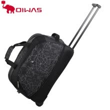 5d41bd7983e3 OIWAS Duffle Bag Rolling Luggage Suitcase Women Men Travel Bag Trolley  Waterproof High Quality large capacity