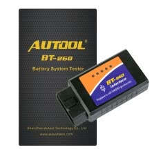 -AUTOOL A1 OBD2 Scanner V1.5 Bluetooth/WIFI OBD2 OBD II Auto Car Diagnostic Scanner Works on Android Better than ELM327 on JD