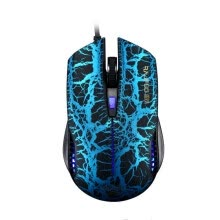 -RAJFOO G7 2400 DPI Optical USB Wired Gaming Mouse Mice For PC Laptop MAC D on JD