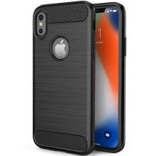 -Phone Case For iPhone X 7 7 Plus 6 6s Plus 5 5s SE Case Luxury New Carbon Fiber Soft TPU Drawing Shockproof Phone Case on JD