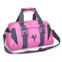 -Yoga Fitness Bag Waterproof Nylon Training Shoulder Crossbody Sport Bag For Women Fitness Travel Duffel Clothes Gym Bags on JD