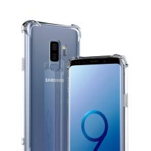 ESCASE Samsung GALAXY S9plus Mobile Shell All-inclusive shatter-resistant protective shell Soft Case Cover TPU+PC Anti-fall Anti-yellowing Germany Bayer