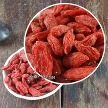 -2020 New Dried Goji Berries, Bulk Organic Wolfberry Gouqi Berry Herbal Tea on JD