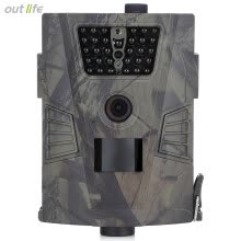 -Outlife HT - 001 90 Sight Angle Hunting Camera Outdoor Digital Trail Device on JD