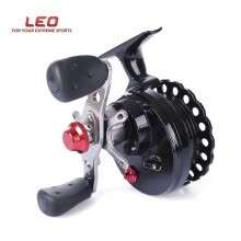8750503-LEO DWS60 4 + 1BB 2.6:1 Diameter 65MM Fly Fishing Reel Wheel with High Foot on JD