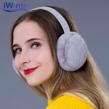 earmuffs-IWINTER 2018 New Design Winter Earmuffs For Women Girls Boys Fur Earmuffs Warmers Winter Comfortable Warm Winter Earmuffs on JD