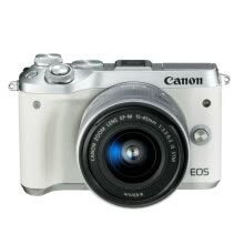 -Canon EOS M6 (15-45 white kit) (24 million pixel touch flip LCD full-pixel dual-core focus) on JD