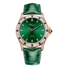 -RlongTou Wrist watch women Star trails series 206L-P-C White black Rose Gold Green surface on JD