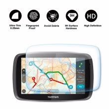 -TomTom GO 600 610 6000 6100  GPS 6-inch 151*96 navigation screen protector on JD
