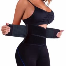 -Corset Sport Waist Trainer Cincher Control Body Shaper Underbust Slimming Belt on JD