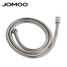 bathroom-accessories-JOMOO Shower Hose Plumbing Hose Flexible Stainless Steel Double Interlocked Bathroom Water Shower Hose Bath Hose Tube 1.2m on JD