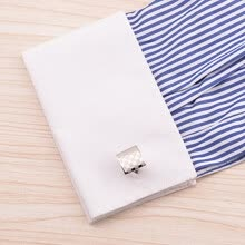 tie-clips-cufflinks-Women Men Elegant Classic Cufflinks Cuff Links Wedding Party For Shirts Dress on JD