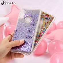 -Akabeila Cover for Sony Xiaomi Redmi Note 5 Pro Case Soft Mirror Dynamic Glitter Phone Protector Cover Note 5 Global Version Bag on JD