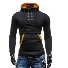 sweatshirts-Zogaa New Men's Hoodie Fashion Spring and autumn on JD