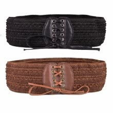 belts-New Style Women Fashion and Leisure Loose and comfortable Belt on JD