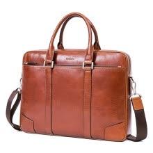 db972a14dea1 Aokang men s briefcase fashion trend youth handbag shoulder bag business  men bag 87352201221 vintage brown