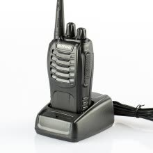 -2 PCS Baofeng BF-888S Walkie Talkie 5W Handheld Pofung bf 888s UHF 400-470MHz 16CH Two-way Portable CB Radio on JD