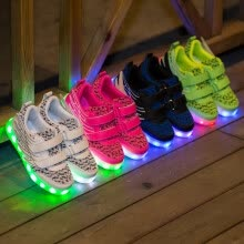 girl-shoes-Led Zapatos Niños Con Interruptor Casual Chaussure Enfant Con Luz Marca Led Niños Zapatillas Para Niños O Niñas Led Zapatos Niños on JD